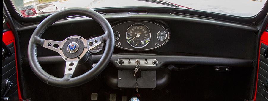 Search For New Distributor For Smiths Mini Gauges In Japan