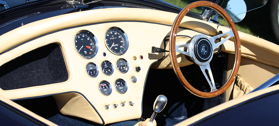 History of the Dashboard