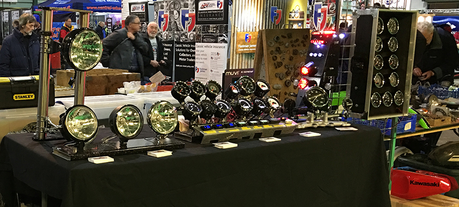 Roaring Success at Carole Nash Classic Motorcycle Show