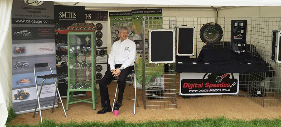 Gauging Success at Goodwood Festival of Speed
