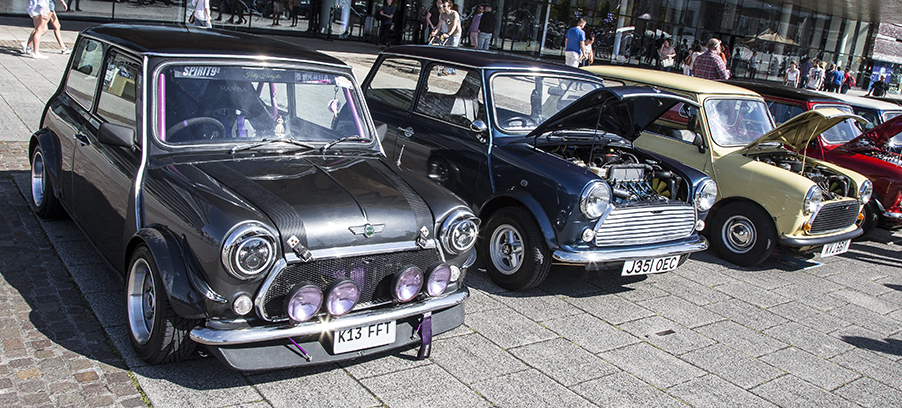 SMITHS Mini Gauges at International Mini Meeting