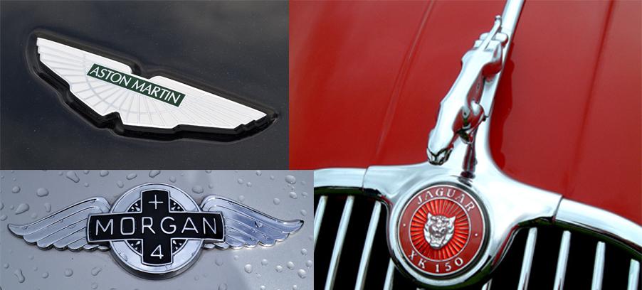 History of British Classic Car Names Pre 1939
