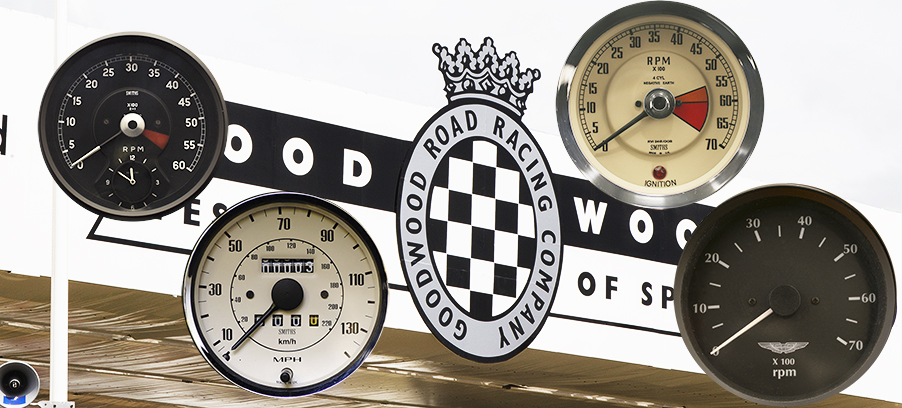 SMITHS Instruments At Goodwood Festival of Speed