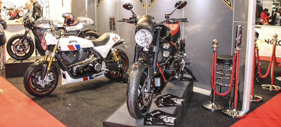 Review of MCN London Motorcycle Show 2017