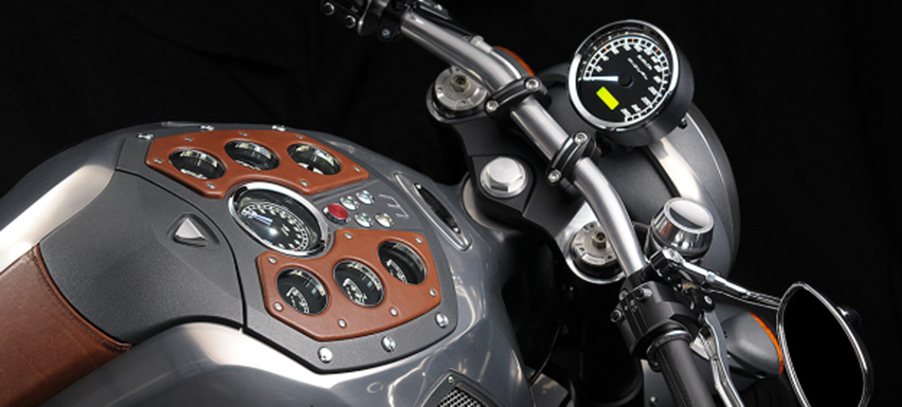 Motorbike Gauges Riding High at Motorcycle Live 2016