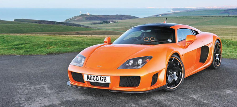 Designing Gauges for the Noble M600 Supercar