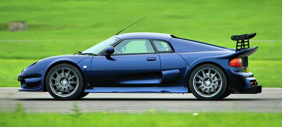 Designing Gauges for the Noble M12 GTO Supercar