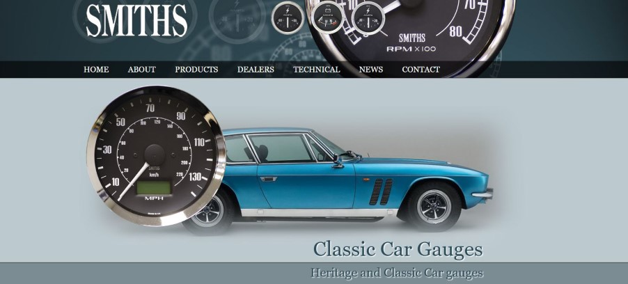 CAI Gauges will be at the Goodwood Festival of Speed