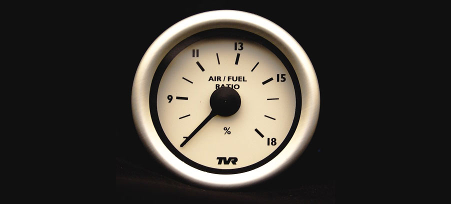 TVR gauges Special build