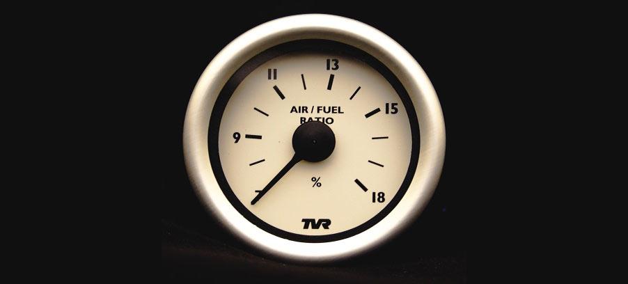 TVR gauges Special build