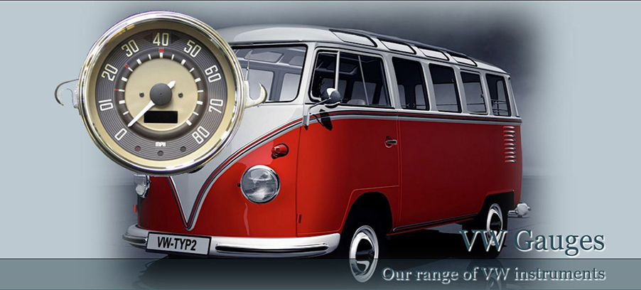 Search for New Distributor for VW Gauges in Australia